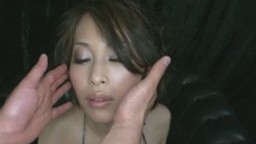 Porn star saki Ootsuka pussy fondled to orgasm