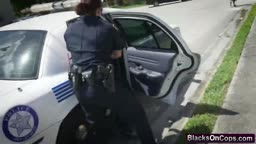 Sexy Female Cops Get Their Tight Pussies Stuffed By Huge Black Cocks