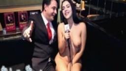 Valentina Nappi nuda con Andrea Dipre