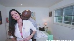 India Summer wants a Big Black Cock to Stretch her Puss