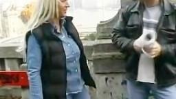 Women Jerking Guys Off In Public (Italian)