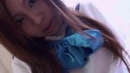Nakoto Kurasaki schoolgirl enjoying hard cock