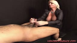 Dick gets hand controlled