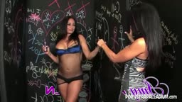 Amy Anderson & Claudia Valentine
