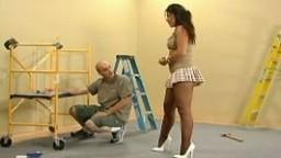 Latina Pantyhose Slut