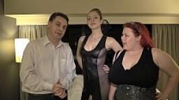Lady Victoria NYC e Mistress Summer Storm con Andrea Diprè